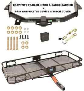 Trailer Hitch Cargo Basket Silent Pin Lock For 13 18 Hyundai Santa Fe 2019 Xl