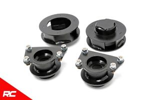 Rough Country 2 5 Lift Kit fits 2008 2012 Jeep Liberty Kk 4wd Suspension