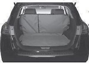 Vehicle Custom Cargo Area Liner Black Fits 2016 Honda Pilot 2nd Row