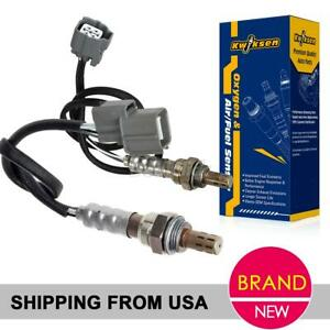 2x For 01 05 Honda Civic 1 7l D17a7 Engine Upstream Downstream O2 Oxygen Sensor