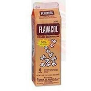 Popcorn Salt Seasoning Flavacol Gold Medal 2107 W Salt Wise 1cs