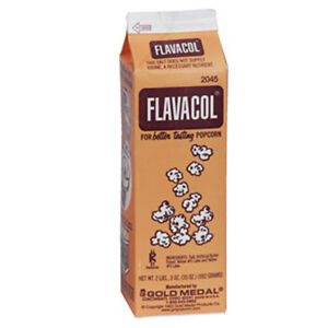 Popcorn Salt Seasoning Flavacol 2045ct Gold Medal Products