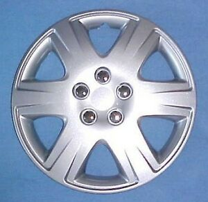 2006 Toyota Corolla 15 Hubcaps 4 New Hub Caps With Steel Clips Wheel Covers