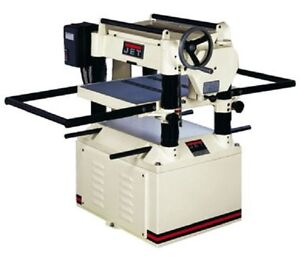 708544 Jwp 208hh 20 Planer 5hp 1ph Helical Head free Shipping