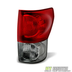 For 2007 2009 Toyota Tundra Replacement Tail Brake Lights Passenger Right Side