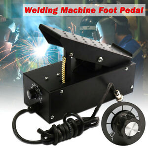 2 3 Pin Tig Foot Pedal Power Current Control Switch For Welder Welding Machine