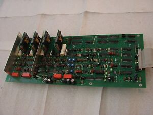 Audio Precision Dis1 74453 61 Control Board 6200 ds1 7
