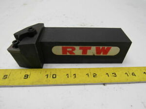 Rtw Msrnr 246e 1 1 2 Shank Indexable Lathe Tool Holder 6 Oal Right Hand