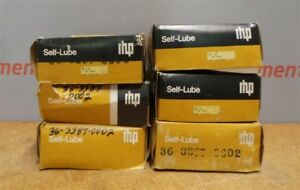 Rhp 4 Bolt Flange Bearings 36 3387 0002 New Lot Of 6