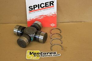Axle Shaft U Joint Ford Super Duty F250 1999 2011 For Front Axle Oem Dana Spicer