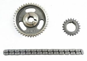 94 01 Ford Sbf 302 5 0l Ohv V8 3 Pc Timing Chain Set