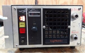 Logimetrics A100 L Twta Travelling Wave Tube Amplifier 1 2 Ghz Serial 1181