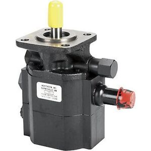 Hydraulic Pump 11 Gpm 2 Stage 3 000 Psi 3 600 Rpm Commercial Duty