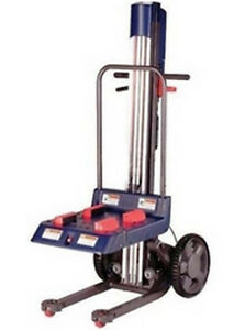 Lift Truck Commercial Battery Powered 350 Lbs Capacity Industrial Grade