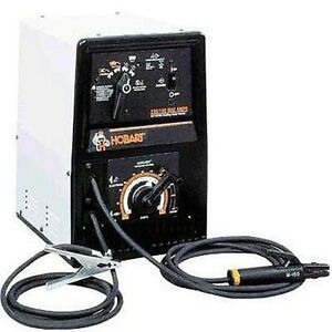 Welder Commercial Ac Dc 230 Volts 235 Amp Commercial Duty Grade