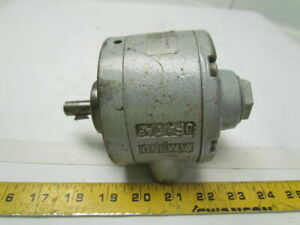 Gast 4am nrv 22b 4 Vane Reversable Air Motor 1 2 Dia X 1 1 8 Long Shaft
