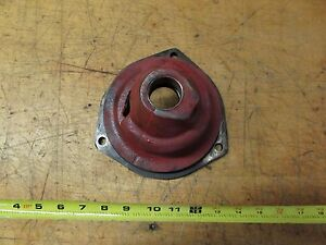 International 574 Tractor Syncro Mesh Transmission Front Bearing seal Retainer