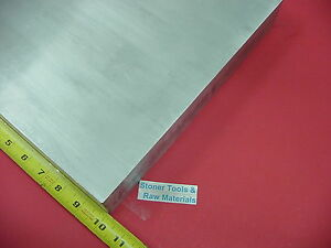 1 X 9 6061 Aluminum Flat Bar 10 Long T6511 Solid New Mill Bar Stock Plate