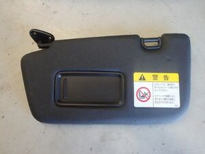 Sun Visor Subaru Oem New And Used Auto Parts For All