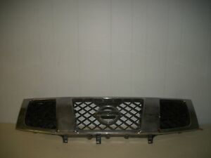 Nissan Titan Chrome Grille Grill 04 05 06 07 2004 2005 2006 2007