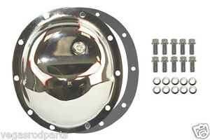 Chrome Differential Cover Dana 35 Steel Jeep Xj Yj Wrangler Diff Steel R