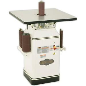 W1686 1 Hp Oscillating Spindle Sander Free Shipping