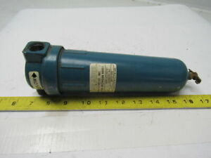 Finite Filter Fine Aire H2a Compressed Air Housing For Filter 6c10 050 1 2 Fnpt