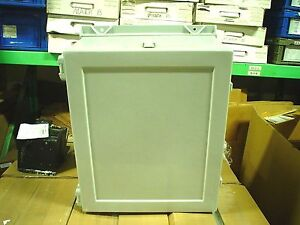 Qty 1 New Hoffman Enclosure A24h2010gqrlp Type 4x 12 Fiberglass 60 Day Warranty