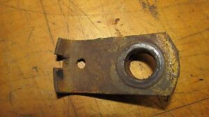 International 574 Tractor Shift Lever Gate Mechanism