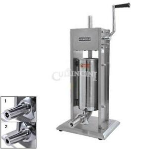 Uniworld Churro Machine 10 Lb Two Nozzles Ucm dl5