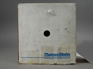 Thomas Betts 23 Wire Flat Ribbon Cable Fp3 23 100 Feet New Old Stock