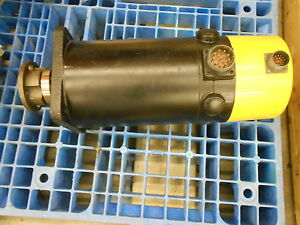 Fuji Fanuc 2500m Dc Servo Motor N 336751 With Pulse Encoder