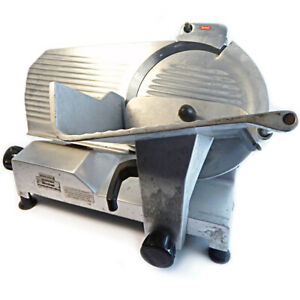 Berkel Nsf Commercial Kitchen Deli Meat Cheese Food Slicer Manual Model 827