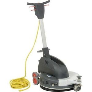 Floor Burnisher 1 5 Hp 2000 Rpm 20 Deck Size With Dust Control