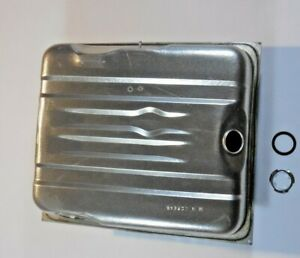 Mopar 70 Cuda Barracuda Galvanized 1970 Gas Fuel Tank New Cr8a