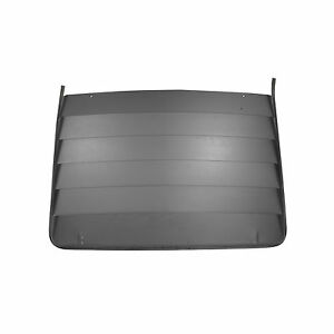 1969 1970 Ford Mustang Fastback Rear Window Louvers Original Style