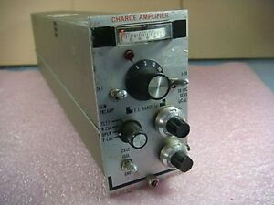 Unholtz Dickie D22 Series Charge Amplifier Model D22pm