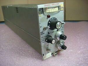 Unholtz Dickie D22 Series Charge Amplifier Model D22pmo