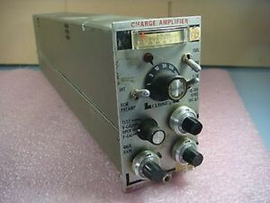 Unholtz Dickie D22 Series Charge Amplifier Model D22pmogslt