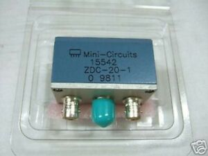 Mini circuits Zdc 20 1 Directional Coupler 25 400 15542