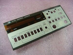 Hp Agilent 5315b Front Panel Face Faceplate