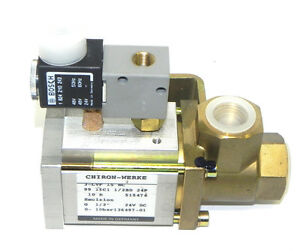 New Chiron H59795210000 Directional Valve