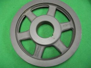 Browning 2tb110 Two Groove Split Taper Sheave A B V belt Motor Drive Pulley 1