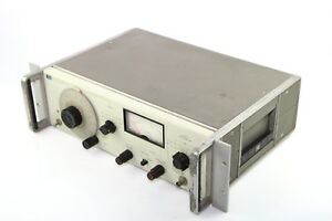 Hp Hewlett Packard 652a Test Oscillator