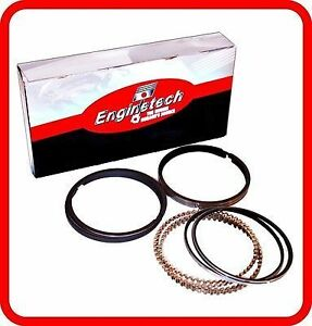 70 72 Chevrolet Gm Bbc 402 6 6l V8 Cast Piston Rings