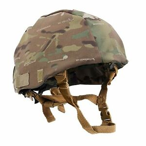 Mich Helmet Cover Military - Multicam Camo Camouflage Rothco 9629