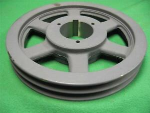 Browning 2tb110 Two Groove Split Taper Sheave V belt Motor Drive Pulley Pullie