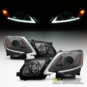Set For 2006 2011 Lexus Gs300 Gs350 Gs430 Hid Xenon Led Drl Projector Headlights