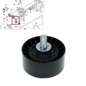 Timing Idler Pulley For Gm Chevy Optra lacetti aveo 1 5 1 6l 2004 2007 Oem Parts