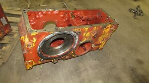 International 574 Tractor Transmission differential Housing